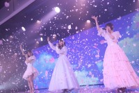 NGT48山口真帆、菅原りこ、長谷川玲奈が卒業公演 欅坂46『黒い羊』も歌唱